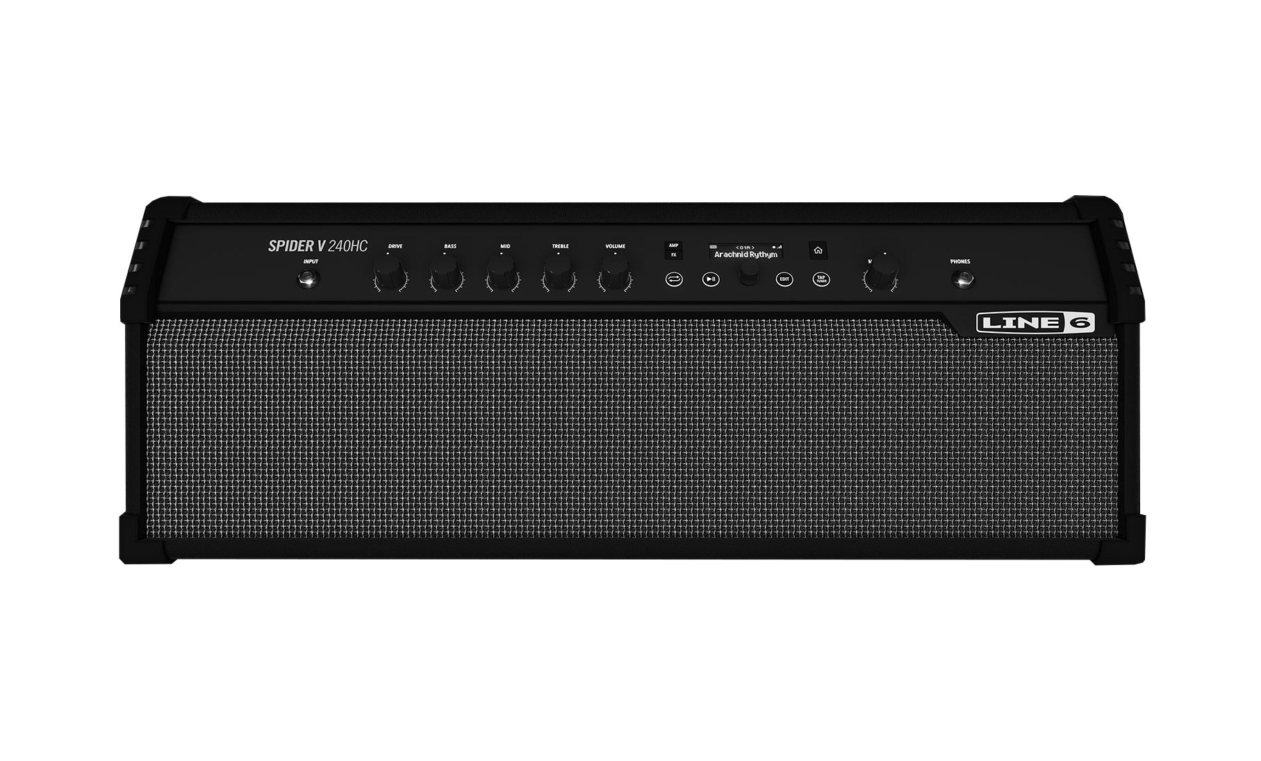 240W Guitar Head and Combo Amp