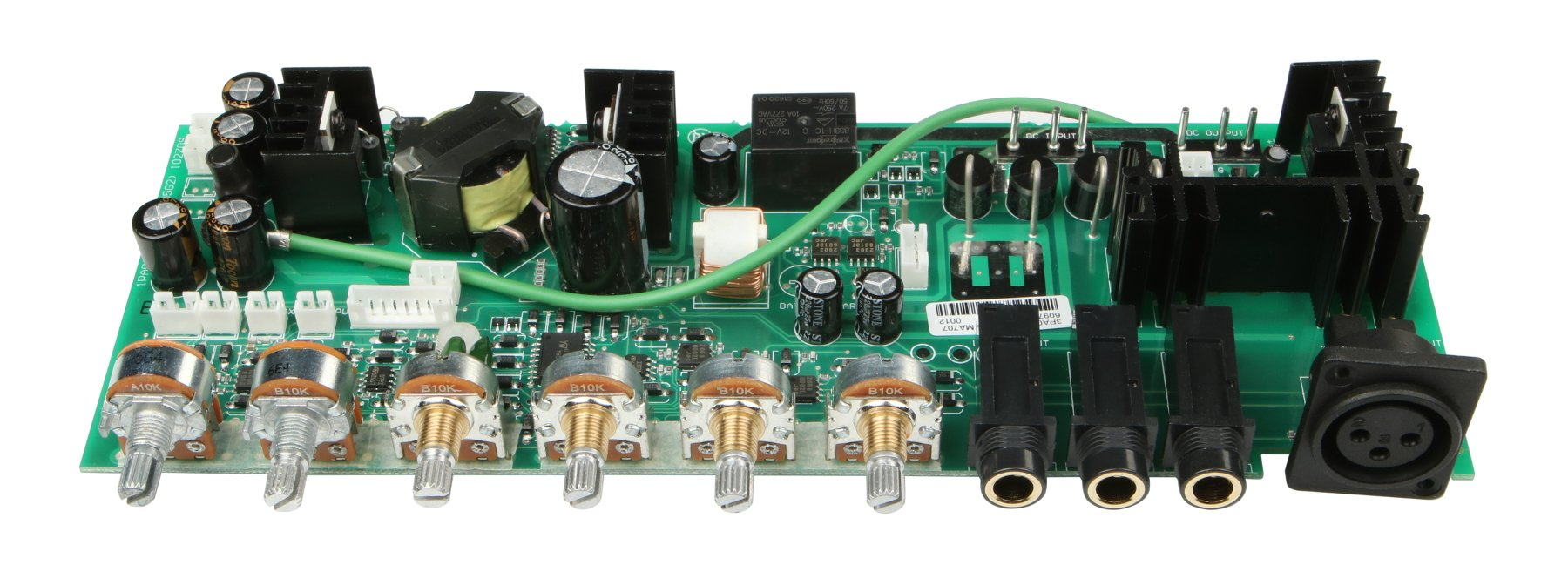 Control Panel PCB for MA707