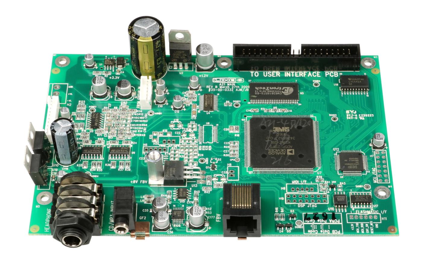 Main PCB for Spider IV 120 Watt