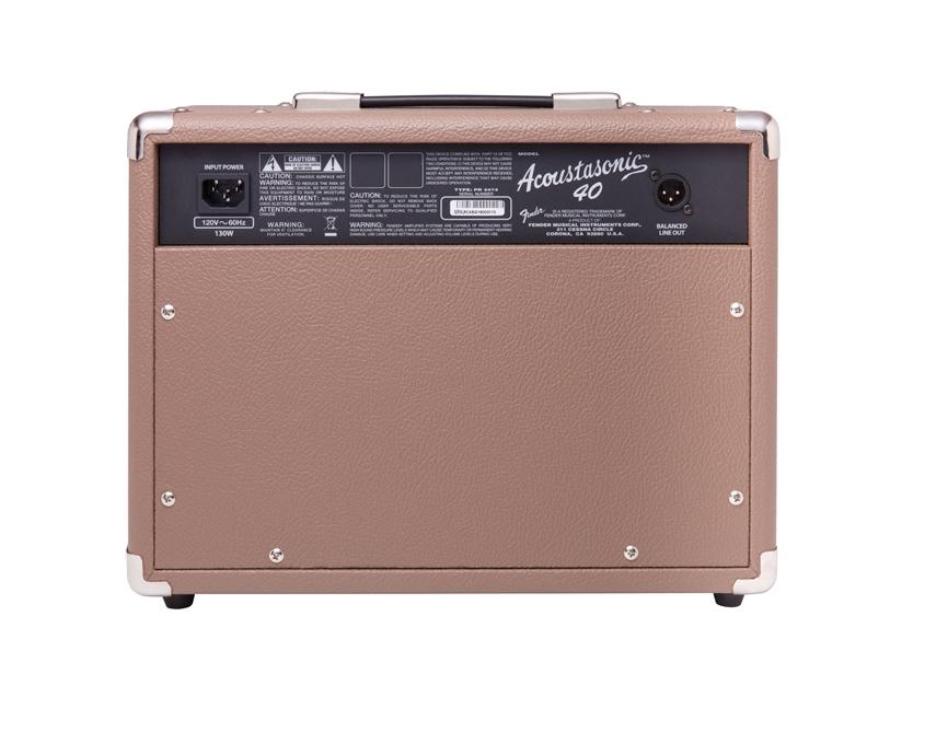 40W Combo Amp, 120V