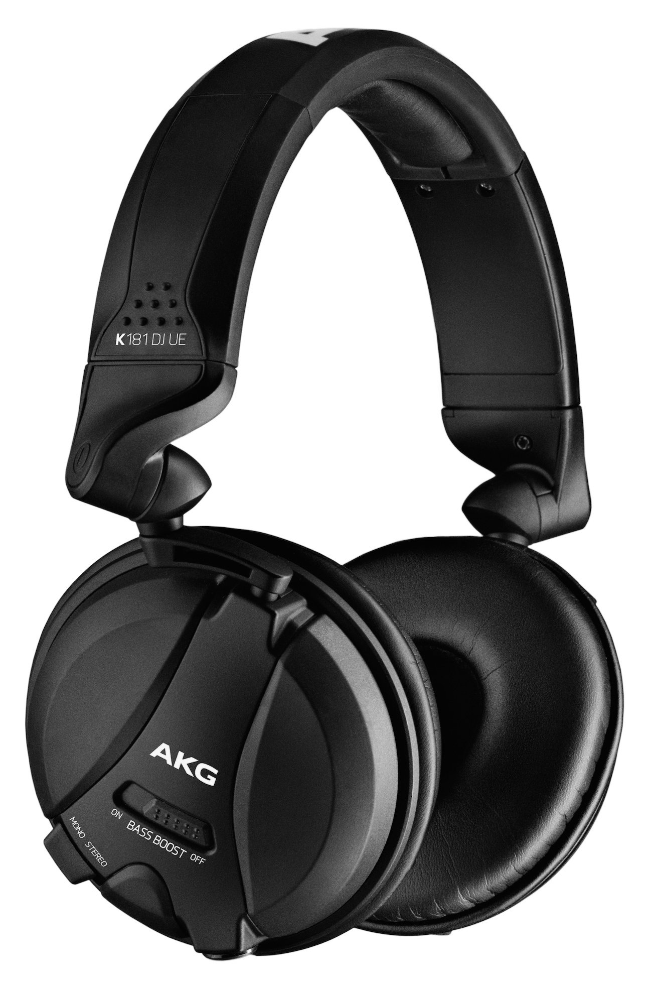 AKG K181 DJ UE Ultimate Edition Closed Back DJ Headphones K181-DJ-ULTIMATE