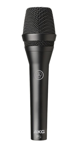 AKG P5i High-Performance Dynamic Vocal Microphone P5I
