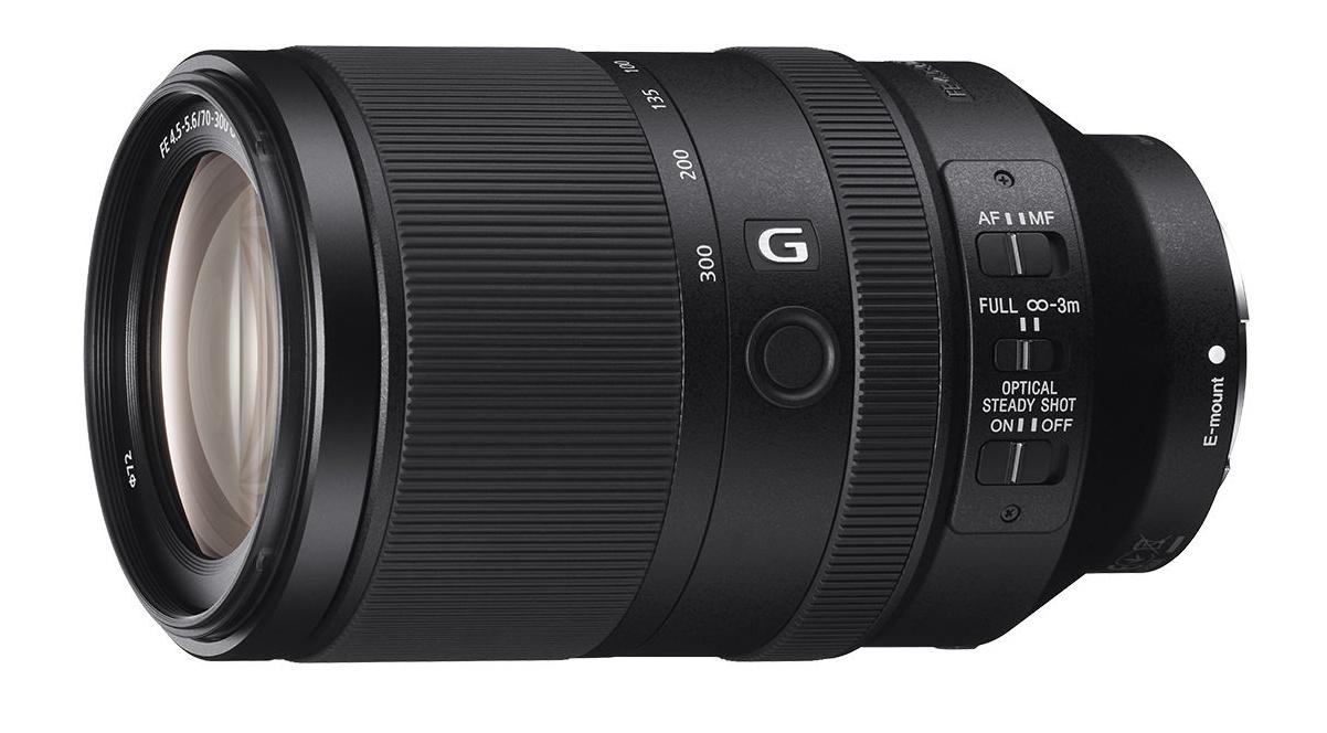 FE 70-300mm F4.5-5.6 G OSS Telephoto Zoom Lens
