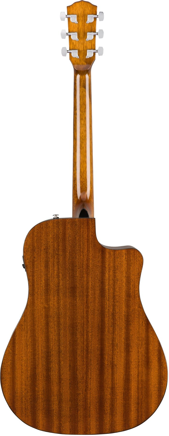 Dreadnought Cutaway Acoustic-Electric Guitar with Rosewood Fingerboard, Left-Handed