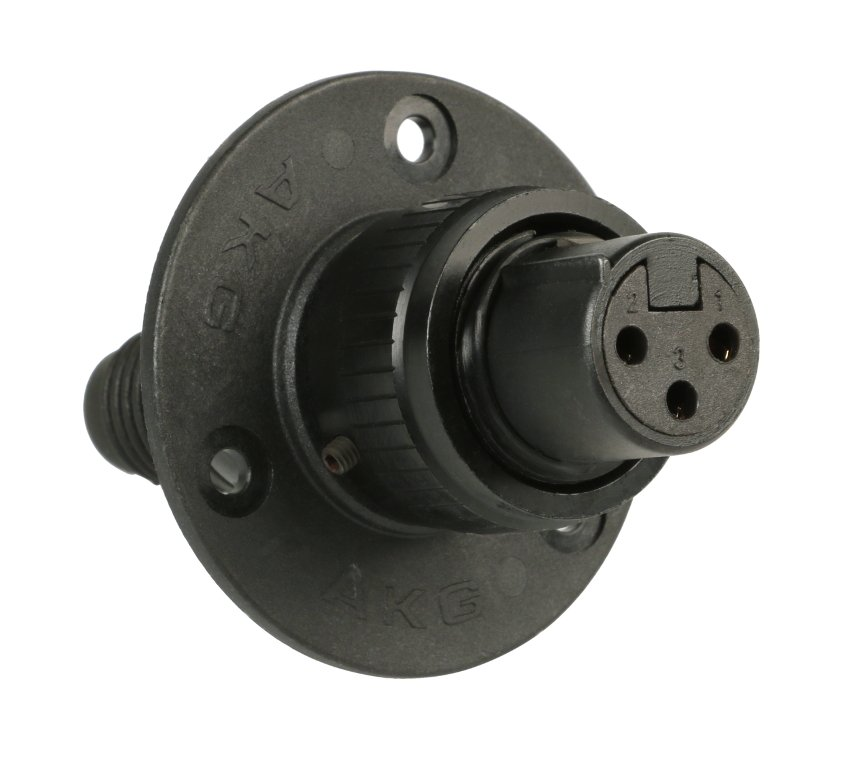 Black Connector Assembly for GNE Series