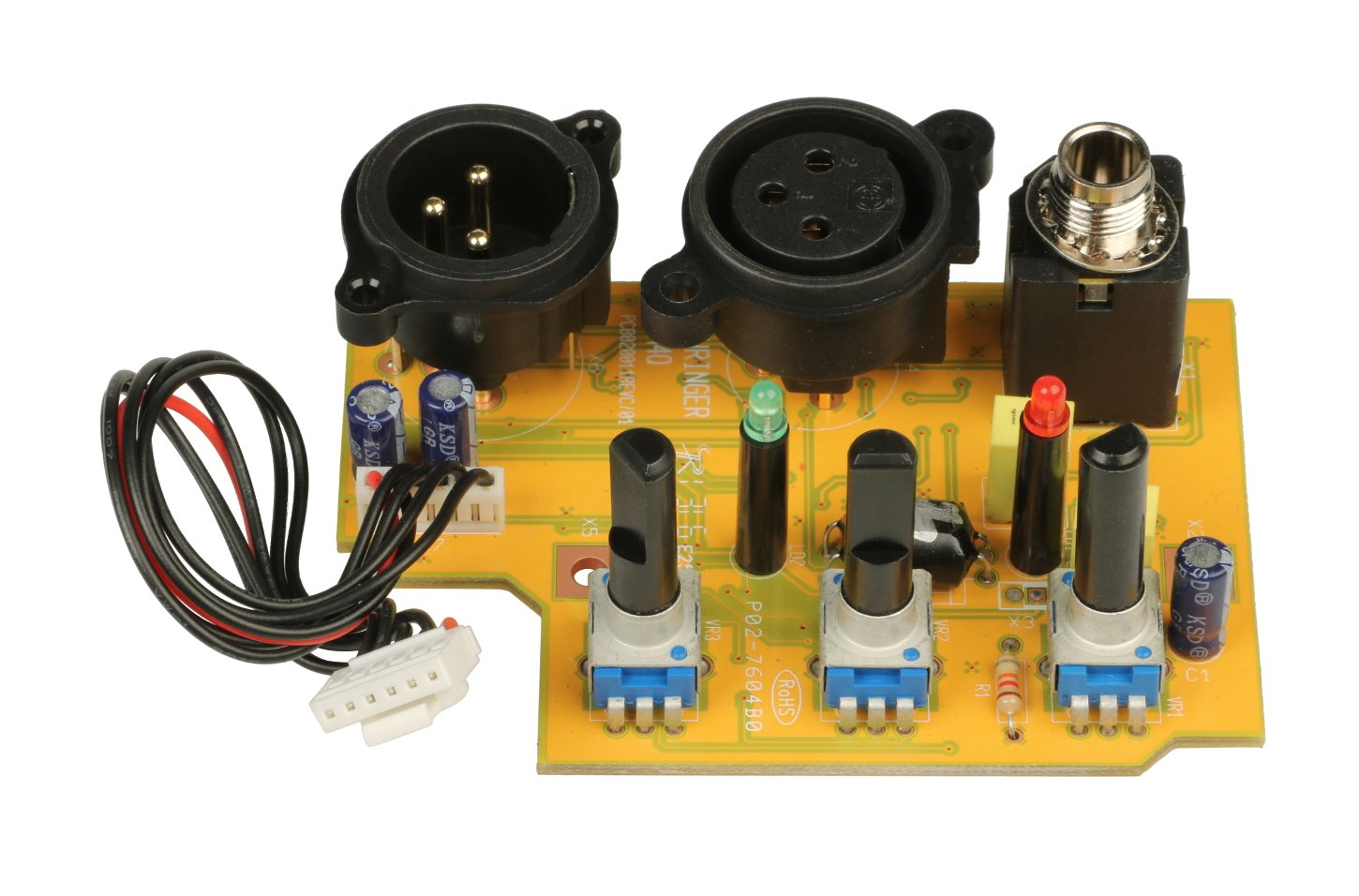Input PCB Assembly for VP1520D