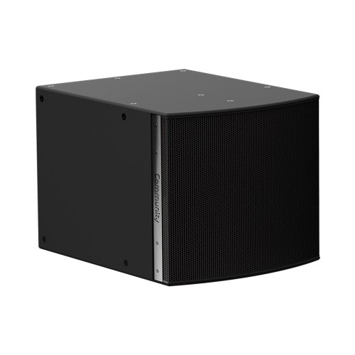 "Medium Power 18"" Subwoofer in Black"