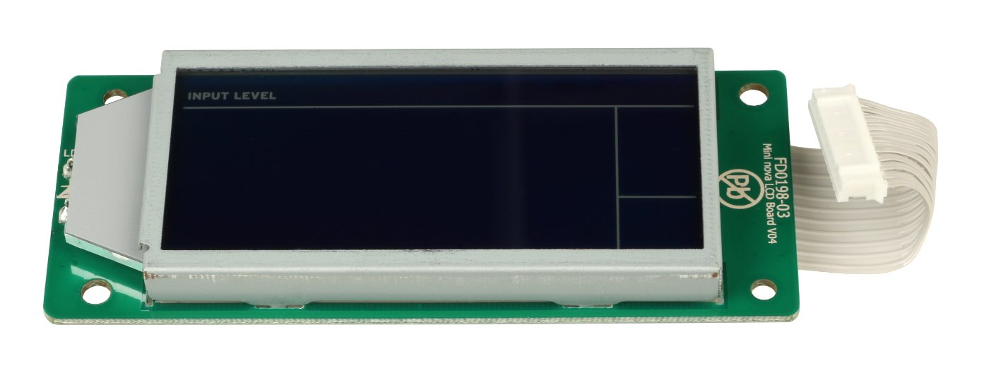 MiniNova LCD Display Assembly