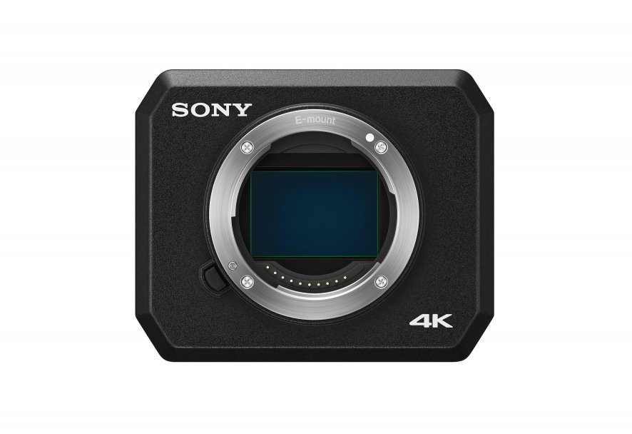 Full-Frame 35mm 4K E-Mount Ultra Compact Camera - Body Only