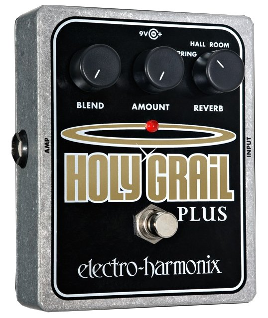 Variable Reverb Pedal, PSU Included