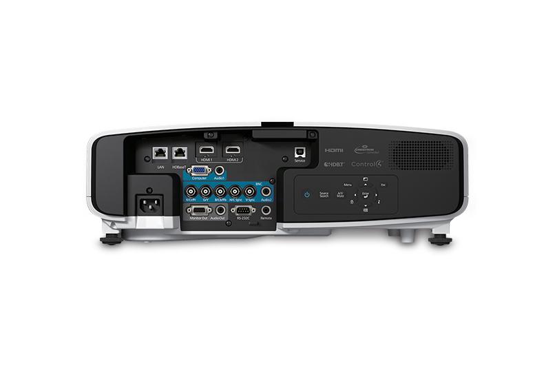 5500 Lumens WXGA 3LCD Projector