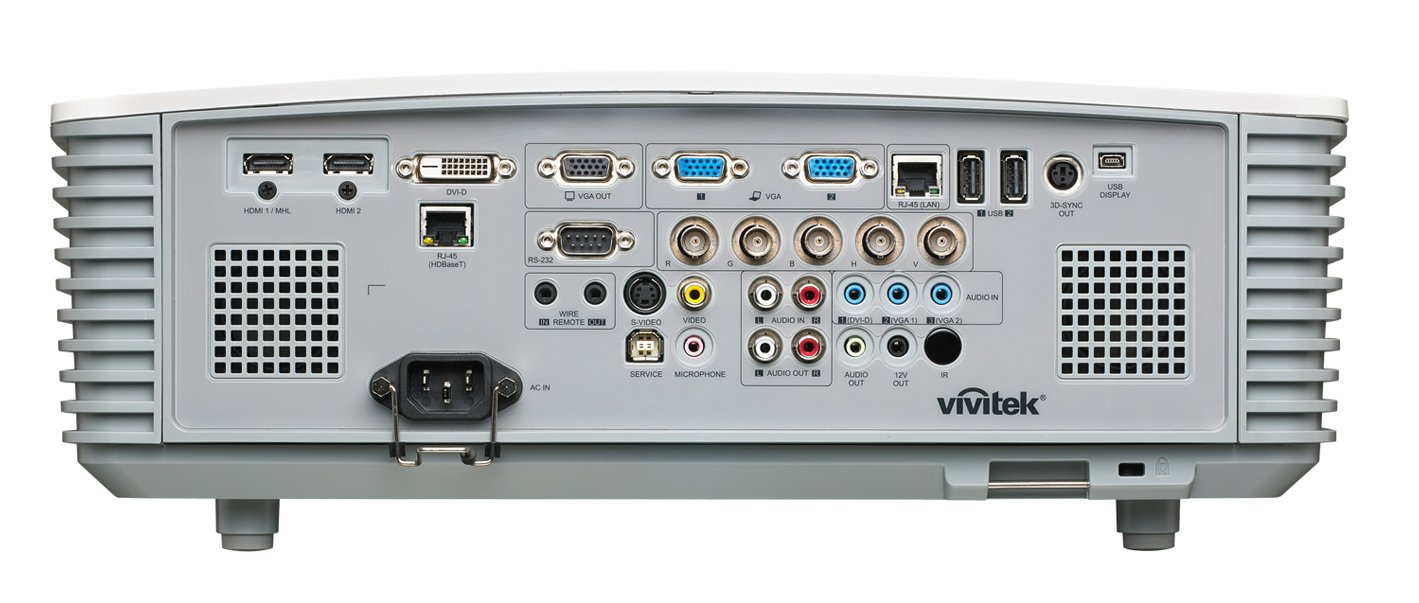 6000 Lumens XGA DLP Large Venue Projector