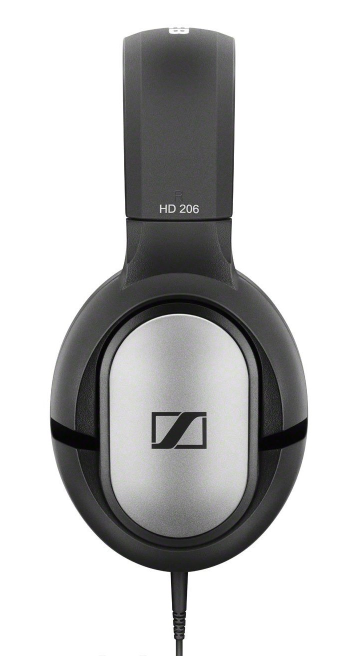 Closed-back, Over-Ear Headphones