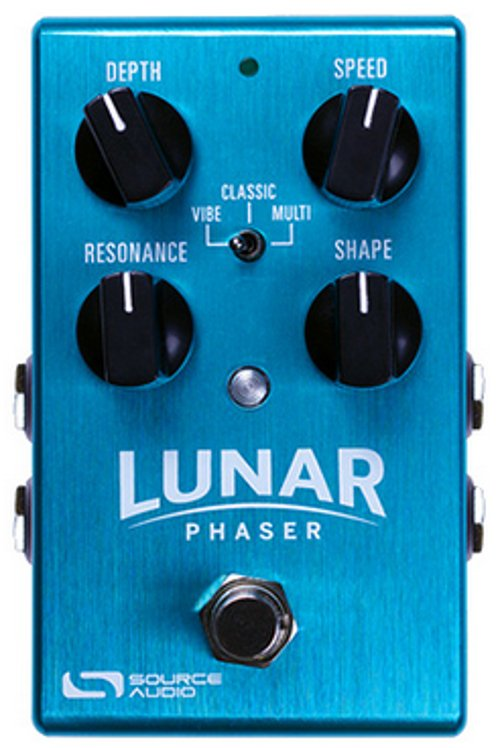 Lunar Phaser One Series Effects Pedal