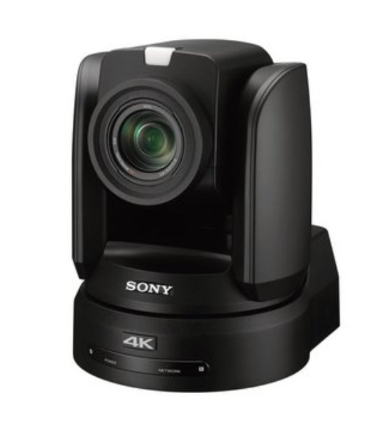 "4K/HD PTZ Camera with 1"" EXMOR R CMOS Sensor and PoE+"
