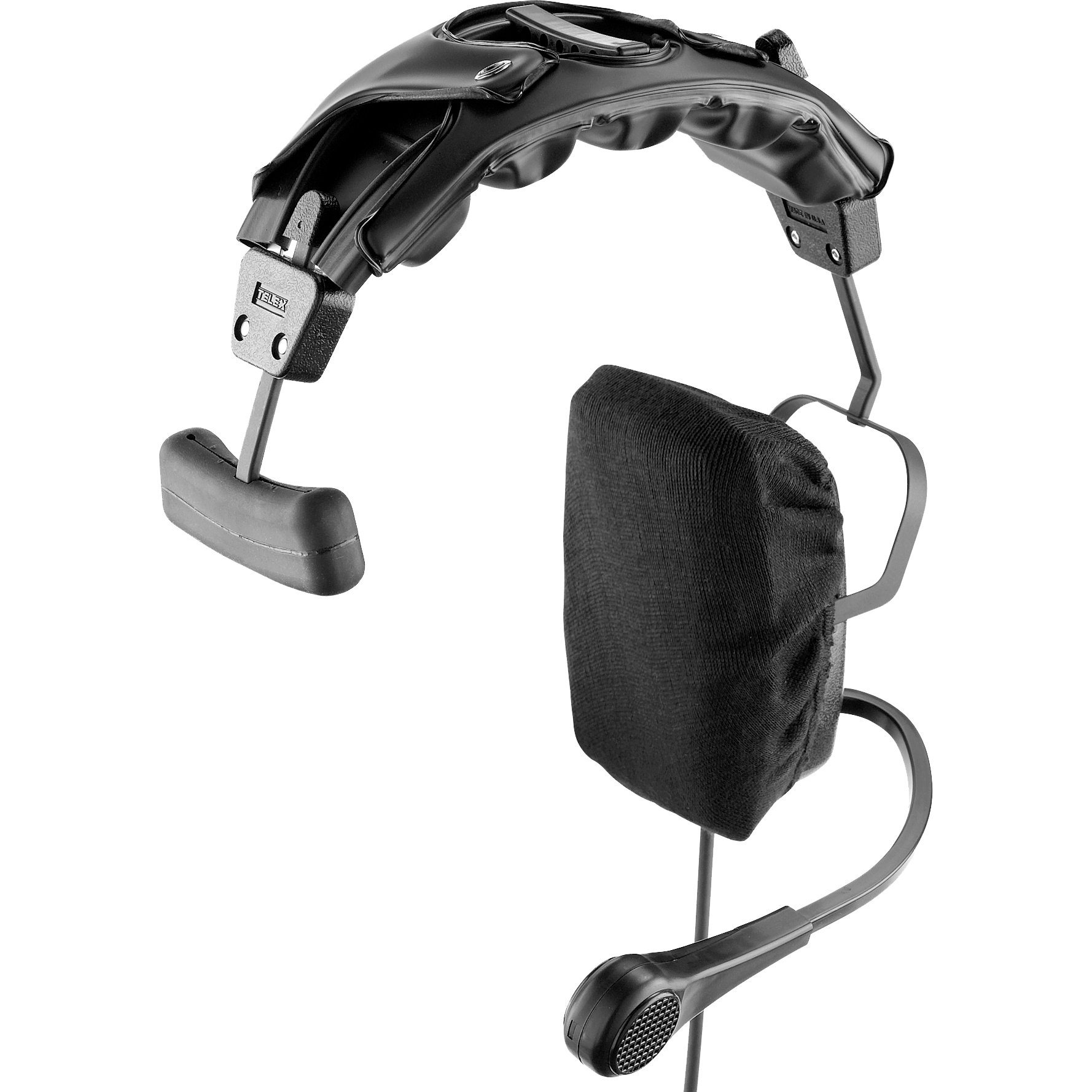 Single-sided Mediumweight Headset with A4M Connector