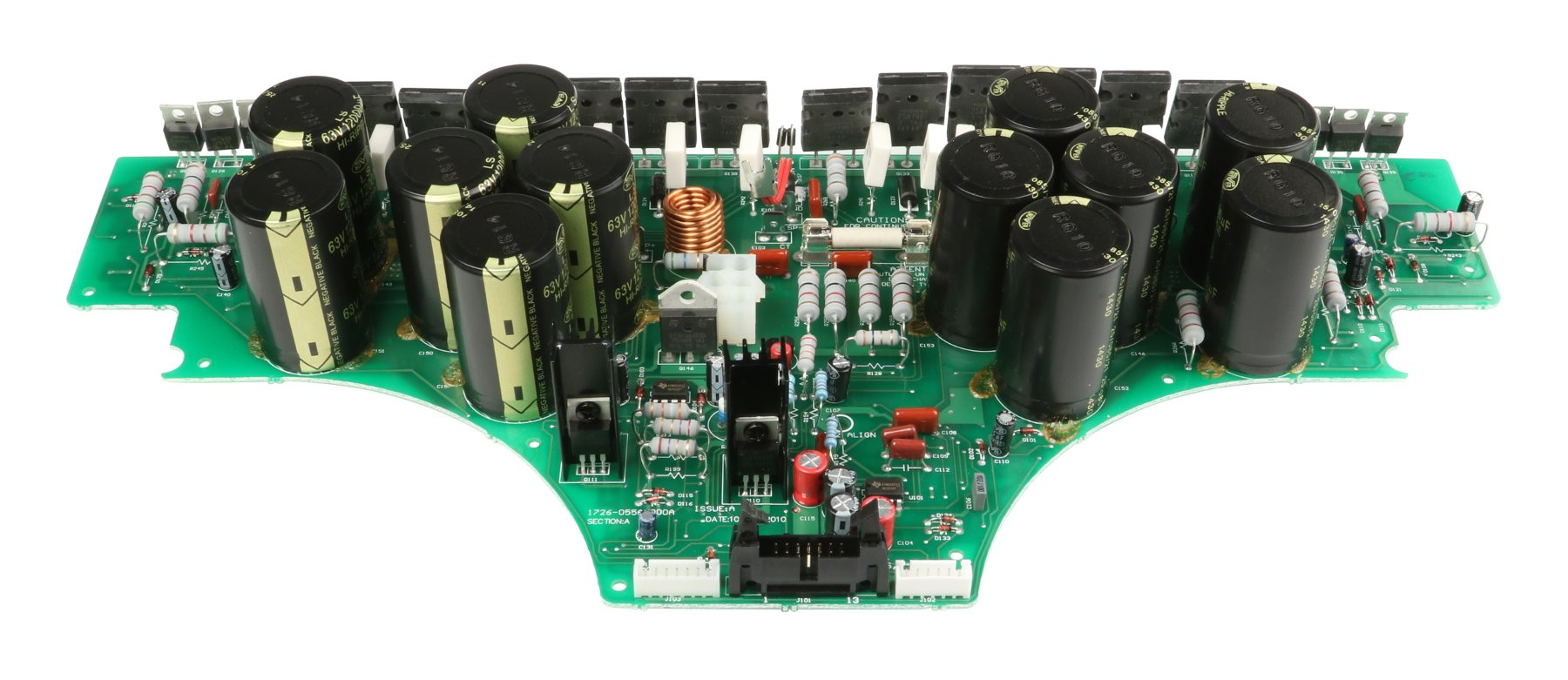 Channel Module Assembly for RMX 5050
