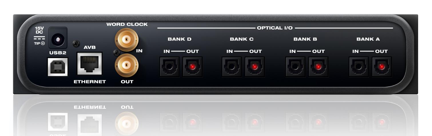 ADAT Lightpipe USB Audio Interface