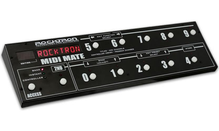 MIDI Control Pedal