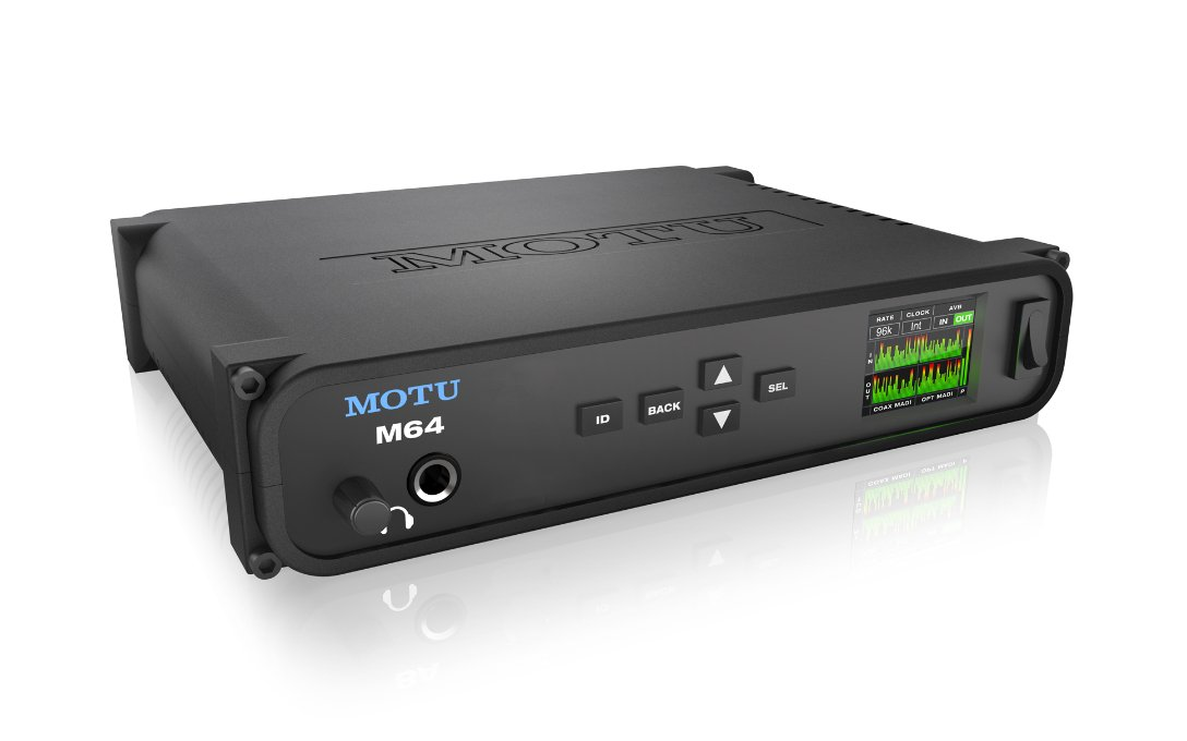 MOTU M64  MADI USB Audio Interface  M64