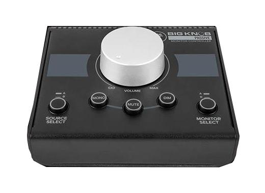 Passive 2 x 2 Studio Monitor Controller