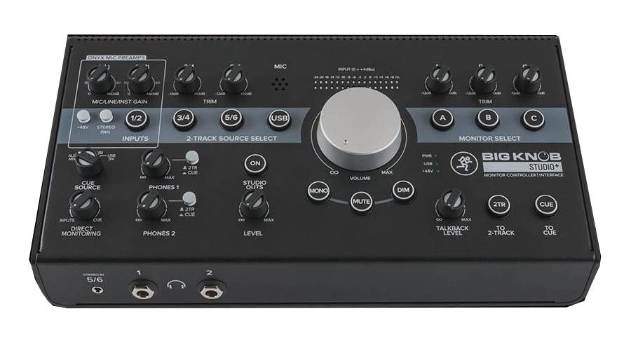 4x3 Studio Monitor Controller | 192kHz USB I/O