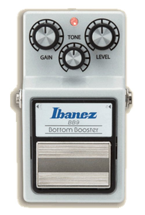 Bottom Booster Pedal