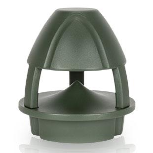 Garden speaker - 60W@8 ohm or 32W@70V, Weatherproof