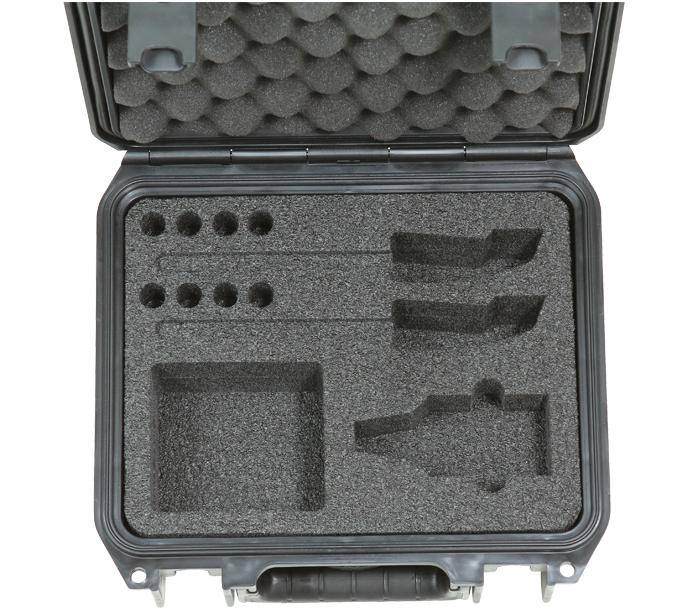 iSeries Waterproof Sennheiser EW Wireless Mic Case