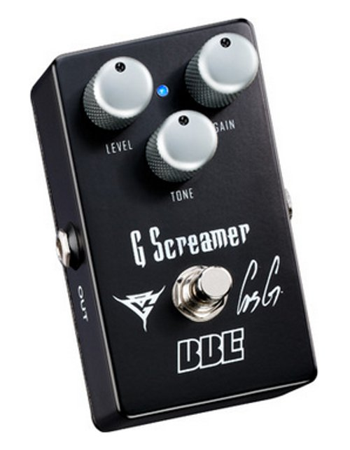 Gus G Signature Overdrive Effects Pedal