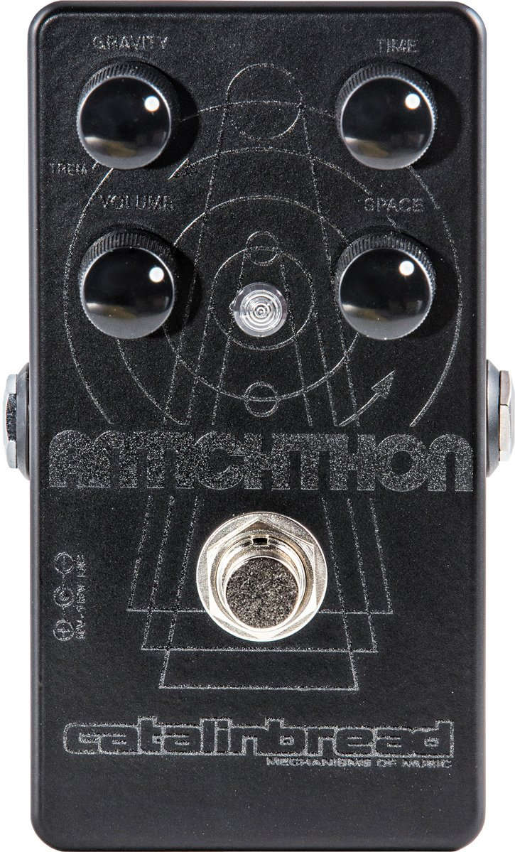 Oscillating Fuzz Effects Pedal