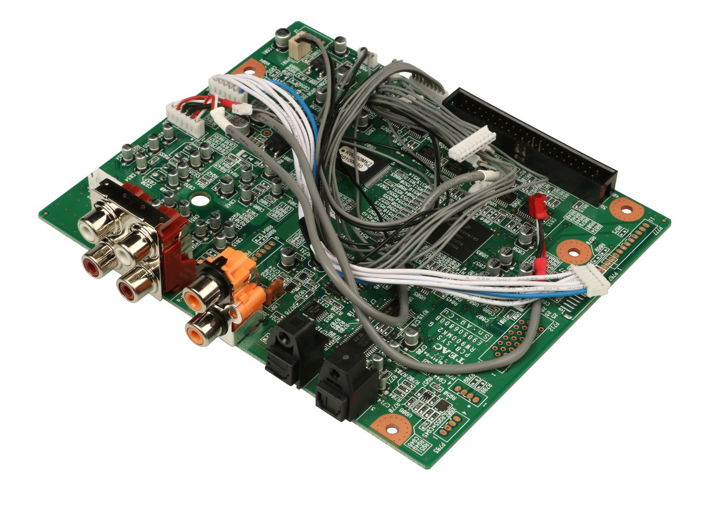 System PCB for CD-RW900MKII