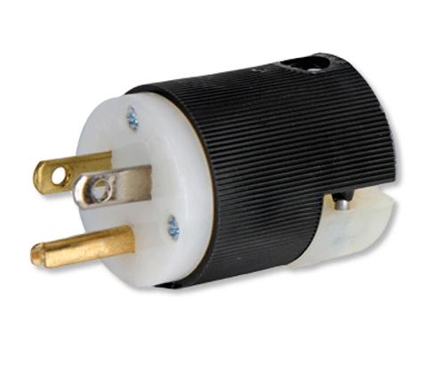 Lex Products Corp Hbl5266c 15 Amp 125 Vac Nema 5 15 Edison Male Plug