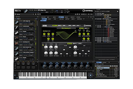 VST Sampler & Sound Creation System Software