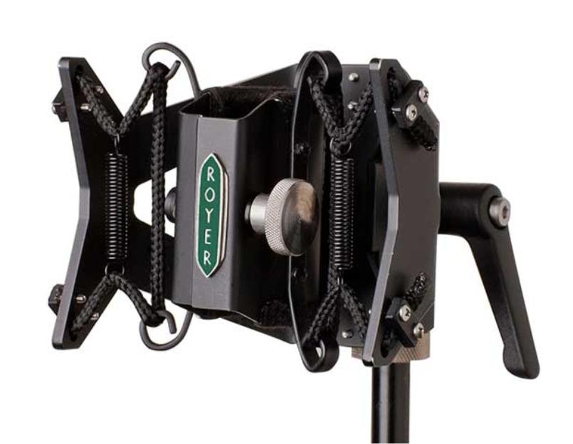 Sling-Shot Microphone Shockmount