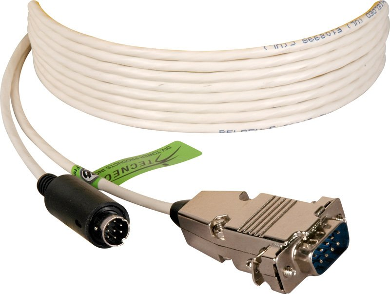 150 ft VISCA Camera Control Cables for Sony EVI-HD1 and Others