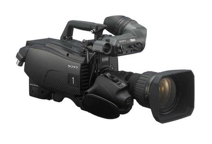 4K and HFR Live Camera System