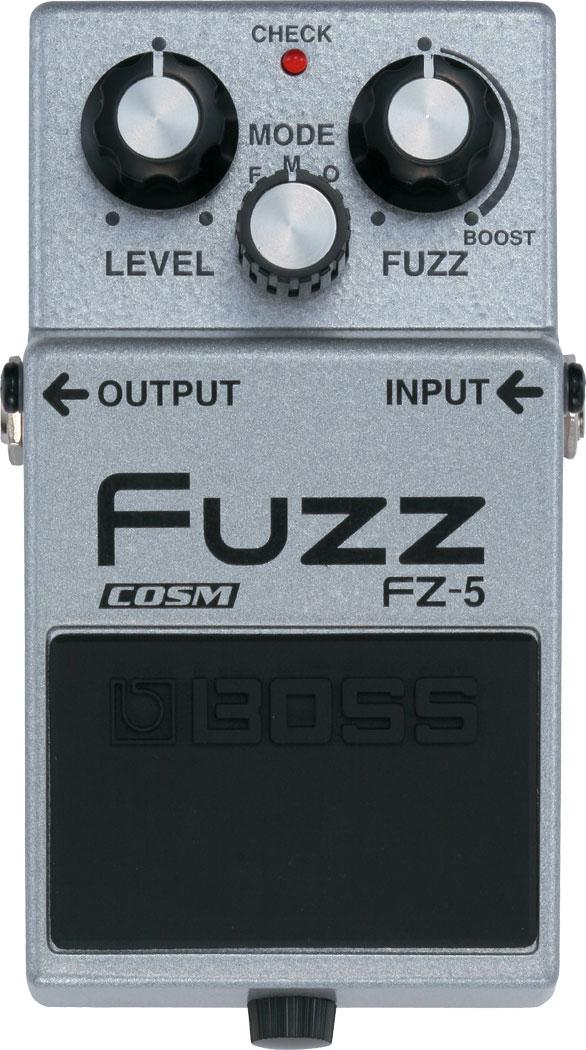Fuzz Guitar Distortion Pedal