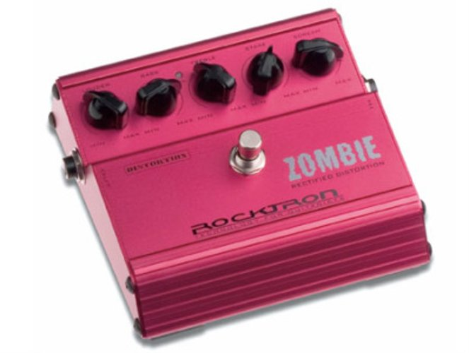 Rectified Distortion Stompbox