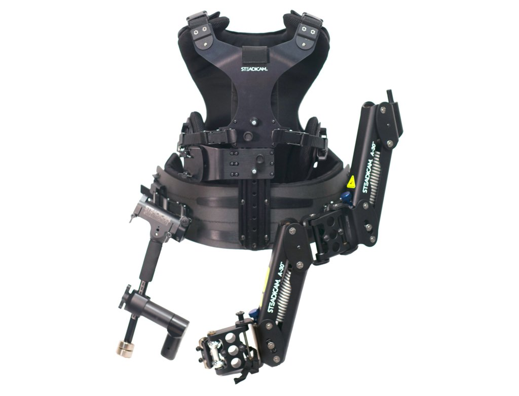 Steadicam Steadimate System with A-30 Arm and Zephyr Vest