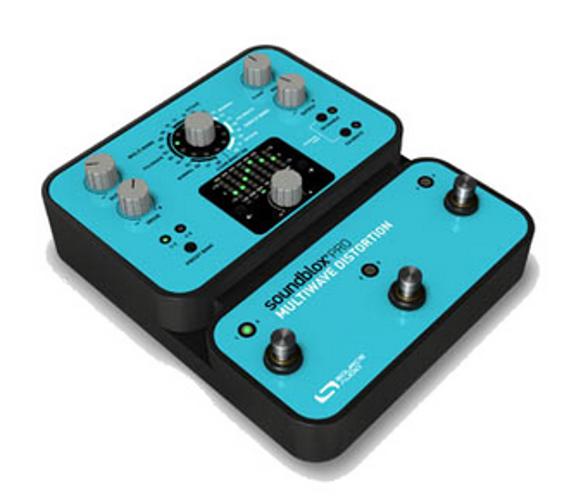 SoundBlox Pro Multiwave Distortion Pedal