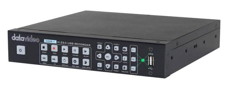Standalone H.264 USB Recorder - Player