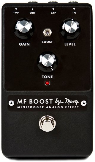 Minifooger Analog Boost Pedal