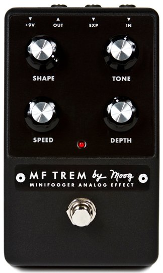 Analog Tremolo Minifooger Effects Pedal
