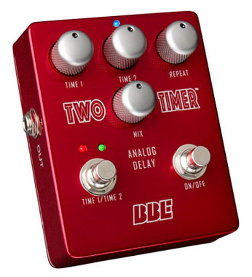 Dual Analog Delay StompBox