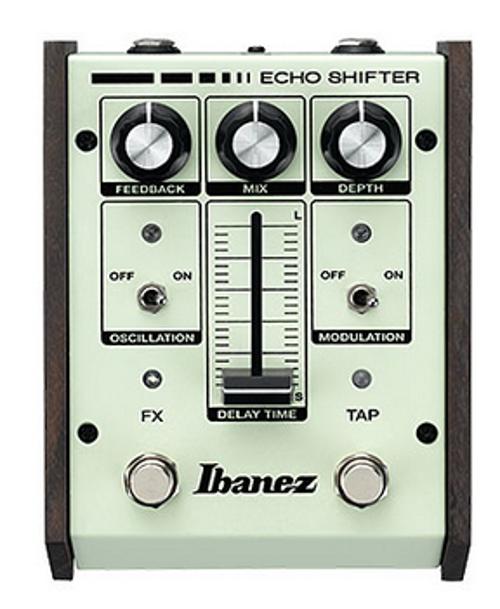 Echo Shifter Analog Delay Pedal