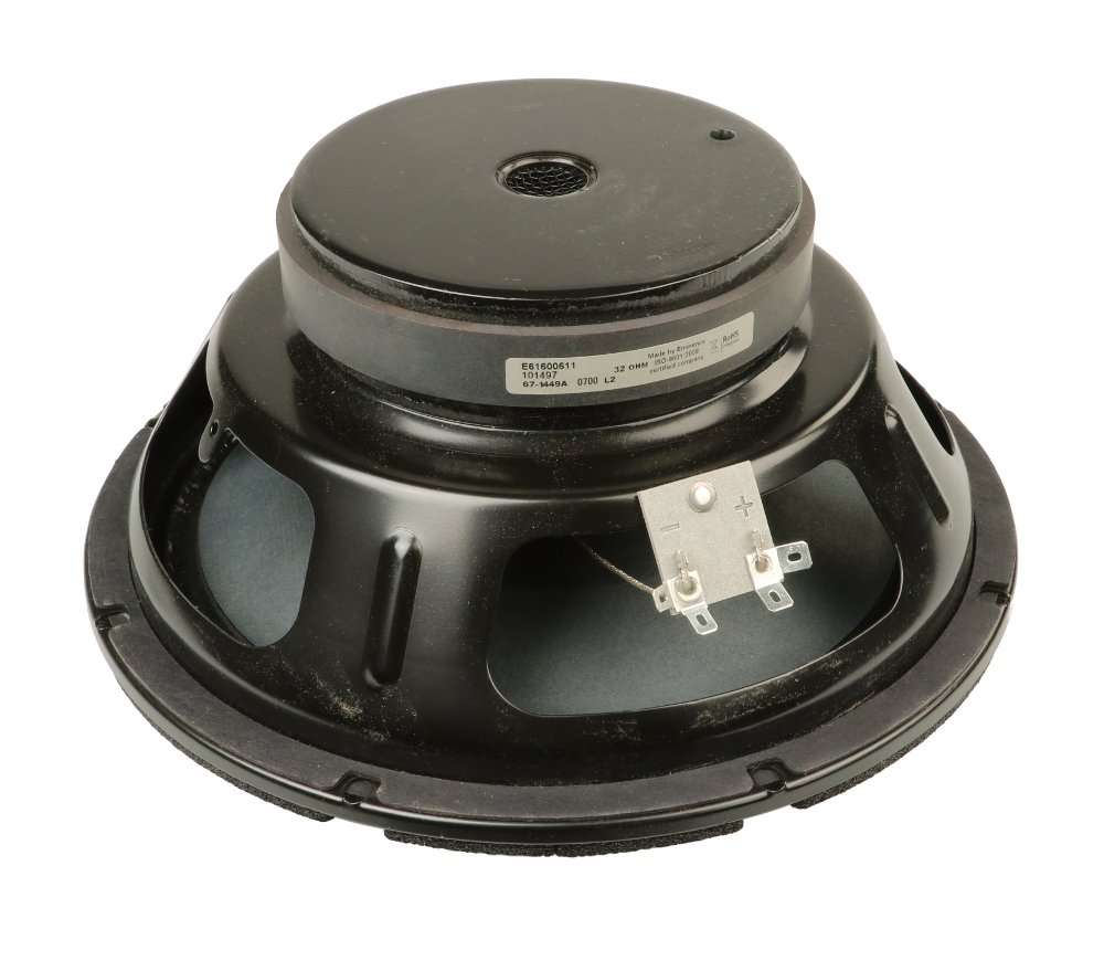 "10"" 32 Ohm Woofer for RS410"