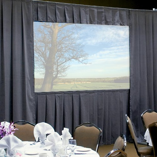 Da-Lite 36547P  Drapery Kit for Fast-Fold Deluxe Projection Screens  36547P