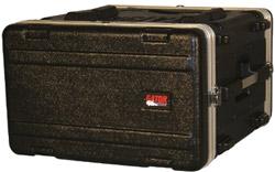 6 RU Deluxe Polyethylene Rack Case