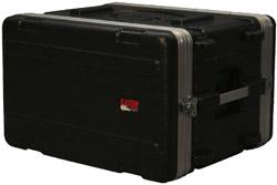 6 RU Polyethylene Shallow Rack Case